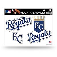 Kansas City Royals Team Magnet Set