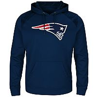 Men's Majestic New England Patriots Armor Hoodie