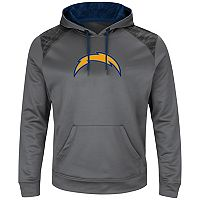 Men's Majestic Los Angeles Chargers Armor Hoodie
