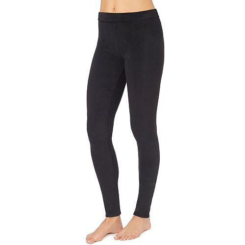 Women's Cuddl Duds Stretch Fleece Leggings
