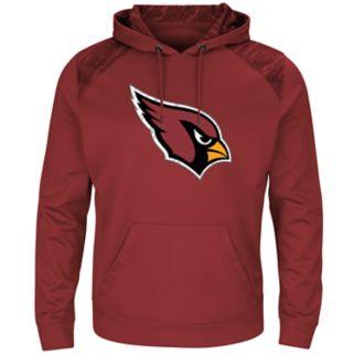 Men's Majestic Arizona Cardinals Armor Hoodie