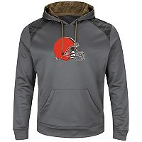 Men's Majestic Cleveland Browns Armor Hoodie
