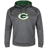 Men's Majestic Green Bay Packers Armor Hoodie