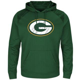 Men's Majestic Green Bay Packers Armor Hoodie