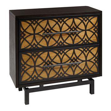 Madison Park 2-Drawer Storage Cabinet