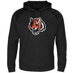 Men's Majestic Cincinnati Bengals Armor Hoodie
