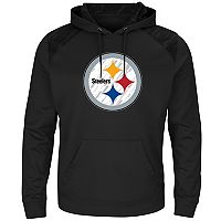 Men's Majestic Pittsburgh Steelers Armor Hoodie