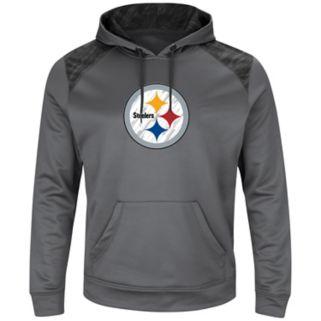 Men's Majestic Pittsburgh Steelers Armor Hoodie