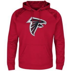 Men's Majestic Atlanta Falcons Armor Hoodie