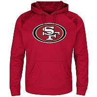 Men's Majestic San Francisco 49ers Armor Hoodie