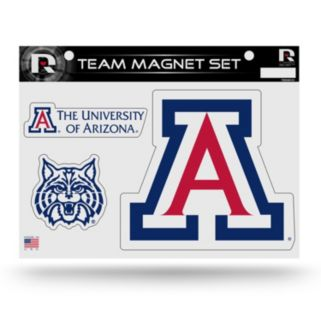 Arizona Wildcats Team Magnet Set