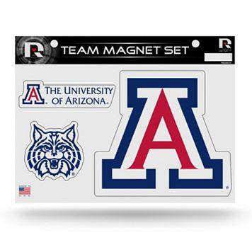Arizona Wildcats Team Magnet Set
