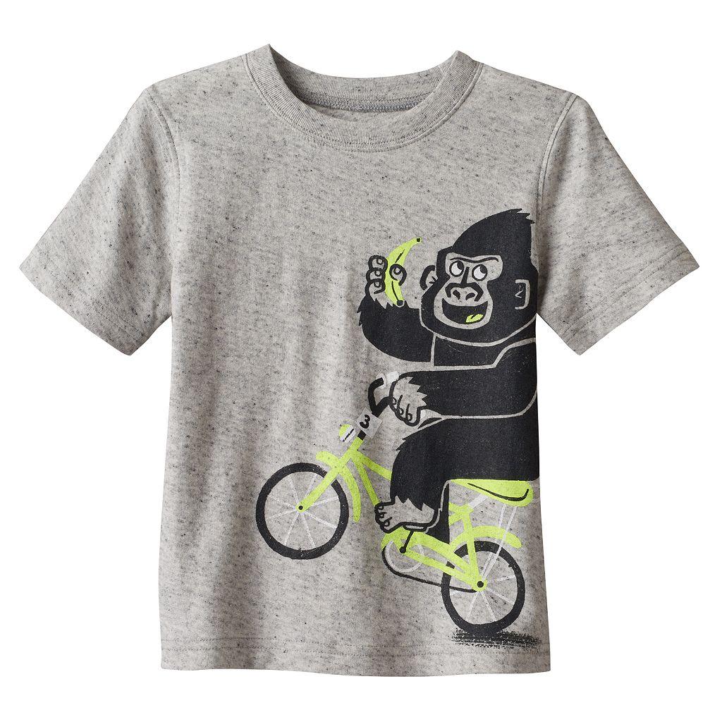 Toddler Boy Jumping Beans® Nep Gorilla Graphic Tee