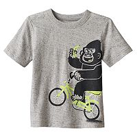 Toddler Boy Jumping Beans® Nep Gorilla Graphic Tee