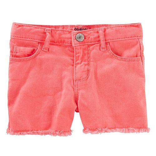 Toddler Girl OshKosh B'gosh® Frayed Shorts