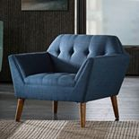 INK+IVY Newport Lounge Accent Chair