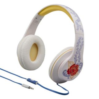 Disney's Beauty and The Beast Over-Ear Headphones by iHome