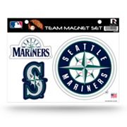 Seattle Mariners Team Magnet Set