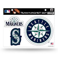 Seattle Mariners Team Magnet Set