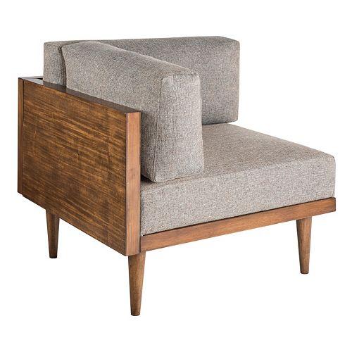 INK+IVY Stanton Modular Corner Accent Chair