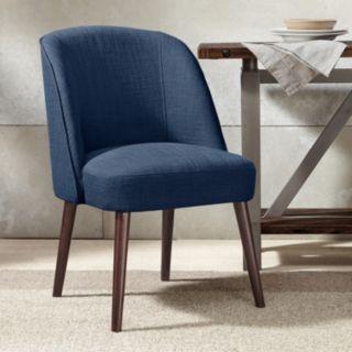 Madison Park Larkin Round Back Dining Chair