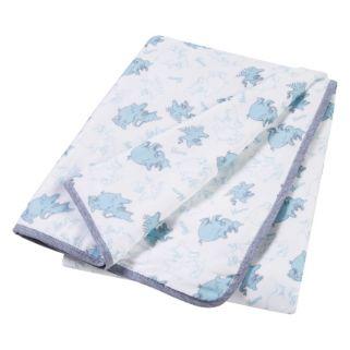 Dr. Seuss Horton Luxe Muslin Blanket by Trend Lab