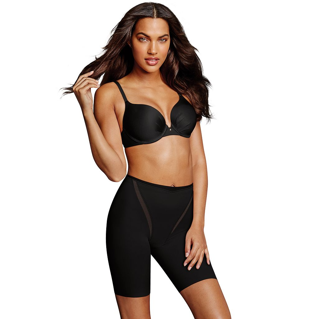 Maidenform Shapewear Firm Foundations Thigh Slimmer DM5005