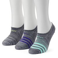 Women's adidas 3-pk. Superlite No-Show Sneaker Socks