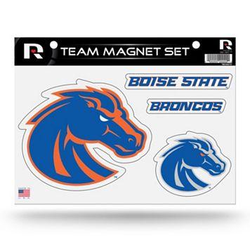 Boise State Broncos Team Magnet Set