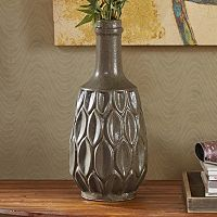 INK+IVY Teigan Textured Vase