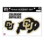 Colorado Buffaloes Team Magnet Set