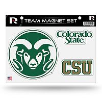 Colorado State Rams Team Magnet Set