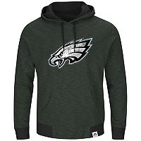 Men's Majestic Philadelphia Eagles Gameday Classic Hoodie