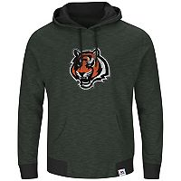 Men's Majestic Cincinnati Bengals Gameday Classic Hoodie