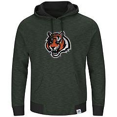 Men's Majestic Cincinnati Bengals Gameday Classic Hoodie