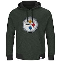 Men's Majestic Pittsburgh Steelers Gameday Classic Hoodie
