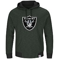 Men's Majestic Oakland Raiders Gameday Classic Hoodie