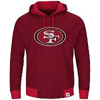 Men's Majestic San Francisco 49ers Gameday Classic Hoodie