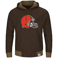 Men's Majestic Cleveland Browns Gameday Classic Hoodie