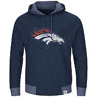 Men's Majestic Denver Broncos Gameday Classic Hoodie