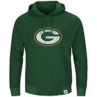 Men's Majestic Green Bay Packers Gameday Classic Hoodie