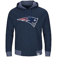 Men's Majestic New England Patriots Gameday Classic Hoodie