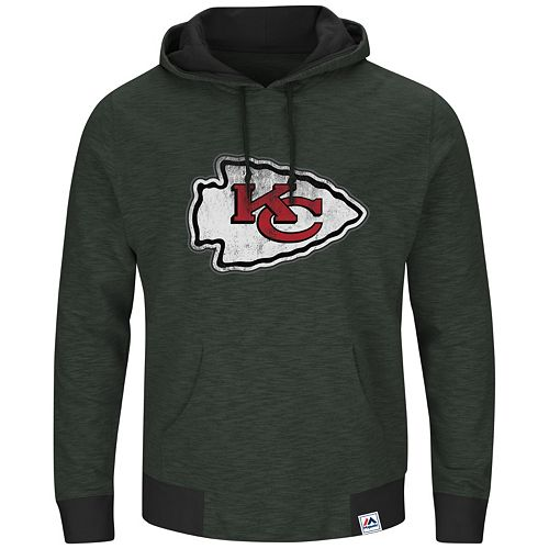 Men s Majestic Kansas City Chiefs Gameday Classic Hoodie 7aa0268b0
