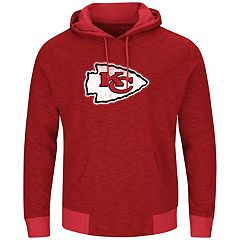 Men's Majestic Kansas City Chiefs Gameday Classic Hoodie