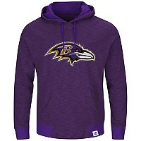 Men's Majestic Baltimore Ravens Gameday Classic Hoodie