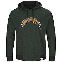 Men's Majestic Los Angeles Chargers Gameday Classic Hoodie
