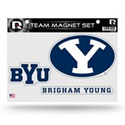 BYU Cougars Team Magnet Set
