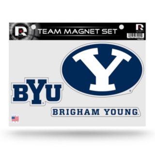 BYU Cougars Team Magnet Set