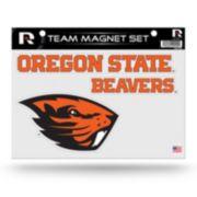 Oregon State Beavers Team Magnet Set