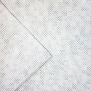 Geometric Print Sheet Set